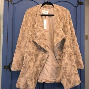 77f98aec4ac79 Women s Bb Dakota Faux Fur Coat on Poshmark